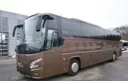 VDL coach Deluxe 45  2 seater exterior